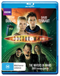 Doctor Who - The Waters of Mars on Blu-ray image