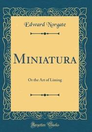 Miniatura by Edward Norgate image