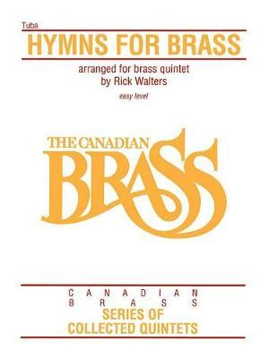 Hymns for Brass by Hal Leonard Publishing Corporation