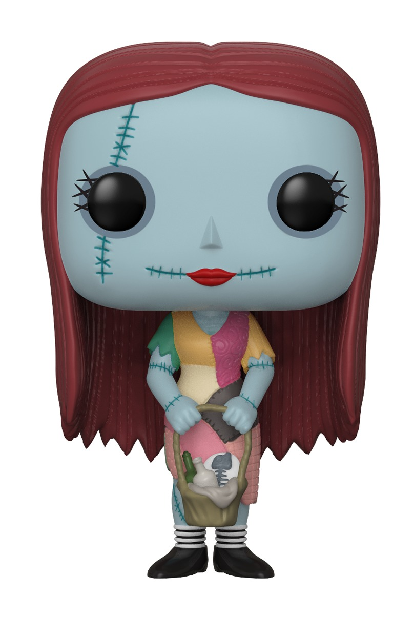 NBX - Sally (with Basket) Pop! Vinyl Figure image