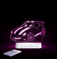 Aloka: Night Light - Race Car image