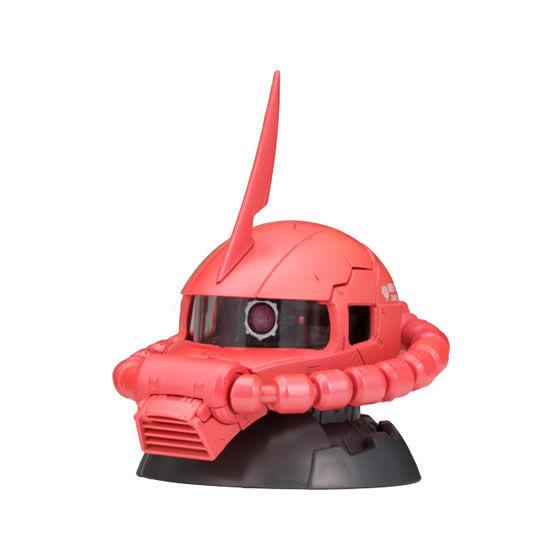 Mobile Suits Gundam: Exceed Model Zaku Head 6 - Blind Bag image