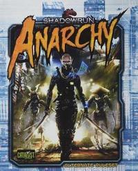 Shadowrun RPG: Anarchy Hardcover
