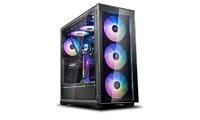 Deepcool Matrexx 70 RGB Fan x3 ATX Minimalist Tempered Glass Case