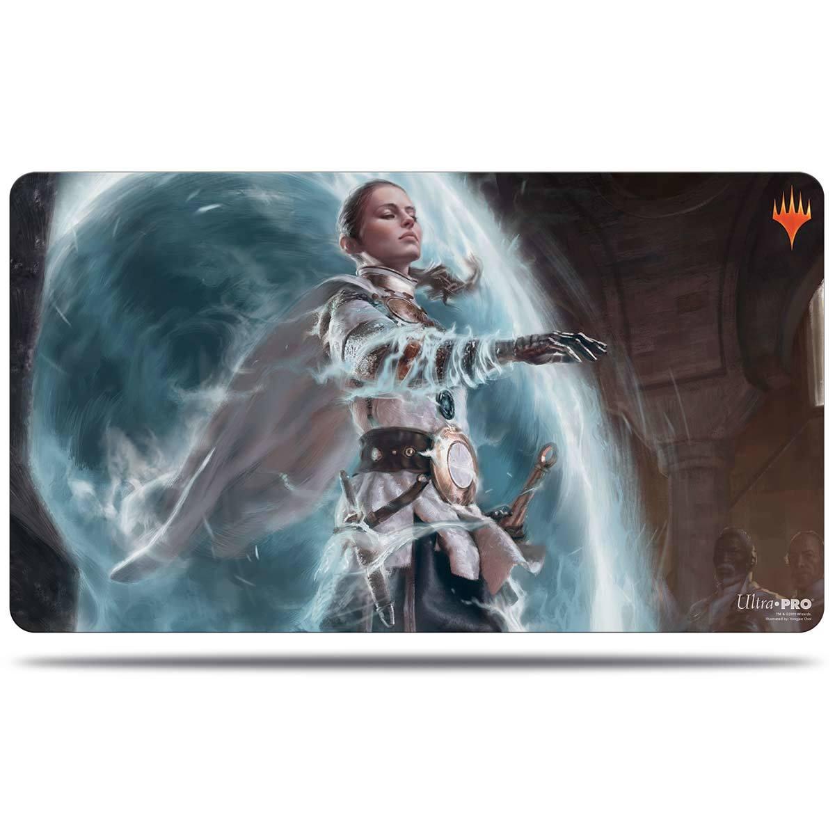 Ultra Pro: Magic The Gathering Playmat: Throne of Eldraine Worthy Knight image