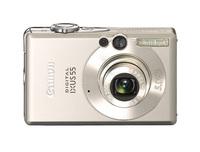 Canon Digital Camera IXUS 55 +256Sd image
