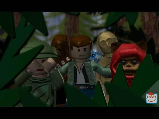 Lego Star Wars: The Complete Saga for PC image