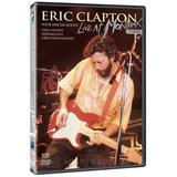 Eric Clapton - Live At Montreux 1986 on DVD