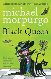 Black Queen by Michael Morpurgo image
