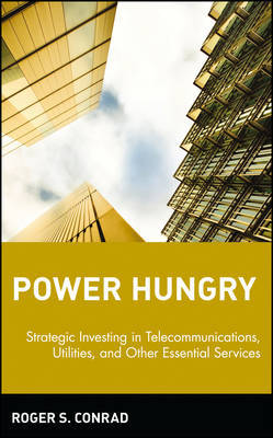 Power Hungry by Roger S. Conrad image