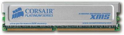 Corsair 1Gb x2 DDR500 Platinum
