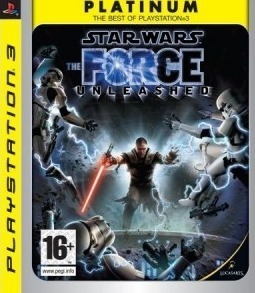 Star Wars: The Force Unleashed (Platinum) for PS3