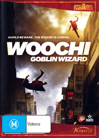 Woochi: Goblin Wizard on DVD