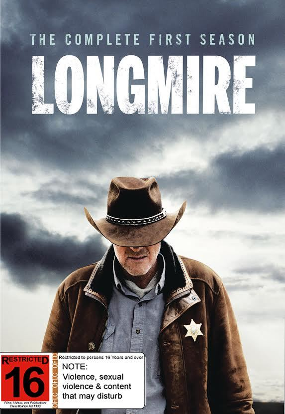 Longmire - The Complete First Season on DVD image