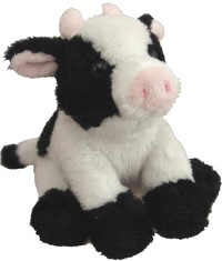 Antics - Wild Mini Cow - 12cm