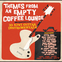 Themes From An Empty Coffee Lounge - 33 Kiwi Guitar Instrumentals by Various