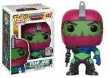 Masters of the Universe - Trap Jaw Pop! Vinyl Figure