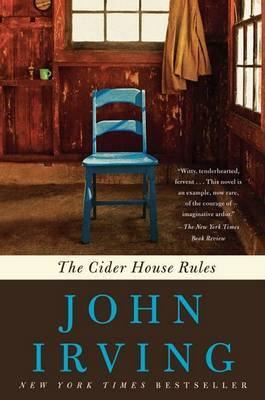 The Cider House Rules by John Irving image