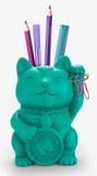 Lucky Cat - Novelty Pen Pot