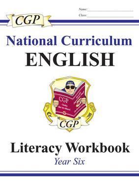 KS2 English Literacy Workbook - Year 6 by CGP Books