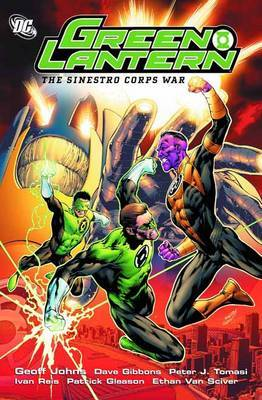 Green Lantern The Sinestro Corps War by Peter J Tomasi