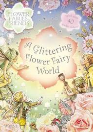 A Glittering Flower Fairy World by Cicely Mary Barker image