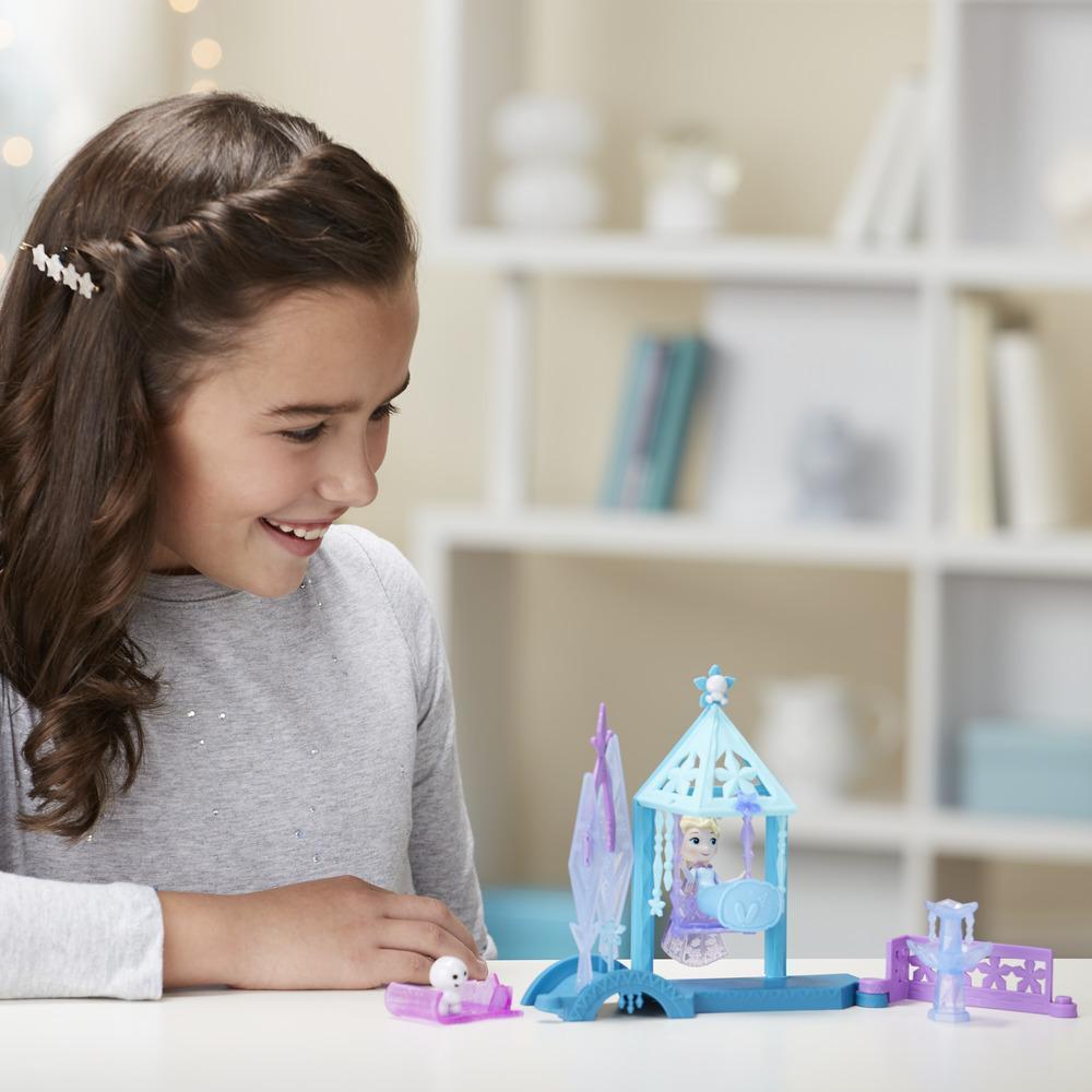 Frozen: Little Kingdom - Elsa Ice Garden Gazebo Playset image