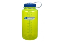 Nalgene 1.0L Wide Mouth Tritan Bottle (Spring Green)