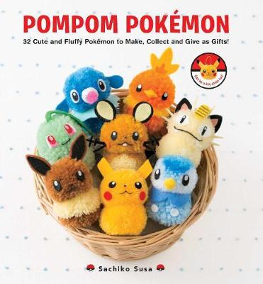 Pompom Pokemon by Sachiko Susa