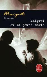 Maigret et la jeune morte by Georges Simenon image
