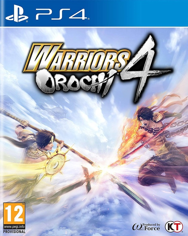 Warriors Orochi 4 for PS4