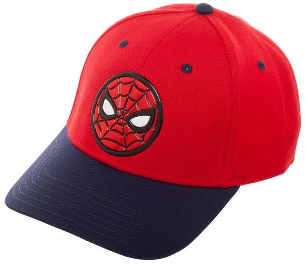 Marvel: Spider-Man (Red&Blue) - Snapback Cap