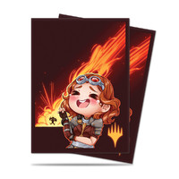 Sleeves Standard 100ct Magic Chibi Collection Chandra LOL