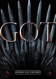 Game of Thrones Season 8 on DVD