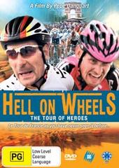 Hell On Wheels: A Tour For Heroes on DVD