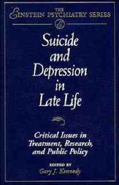 Suicide and Depression in Late Life image