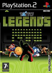 Taito Legends for PS2 image