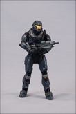 Halo Reach Series 4 Action Figure 2-pack - Spartan Hologram (Noble Six and Noble Six Hologram) images, Image 3 of 6