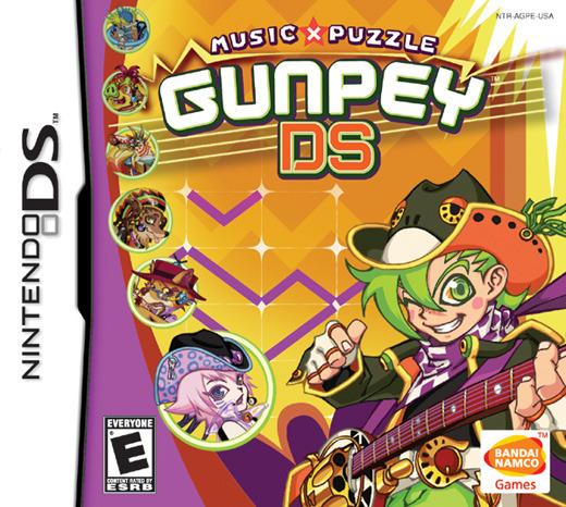 Gunpey for Nintendo DS