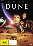Dune - Theatrical Version on DVD