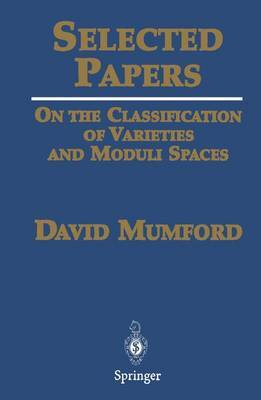 Selected Papers by David Mumford