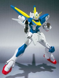 Robot Damashii: Victory 2 Gundam Action Figure