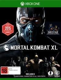 Mortal Kombat XL for Xbox One