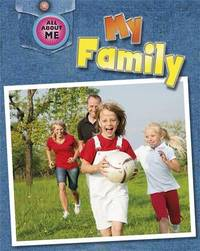 All About Me: My Family by Caryn Jenner
