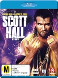 WWE: Living On A Razor's Edge: The Scott Hall Story on Blu-ray