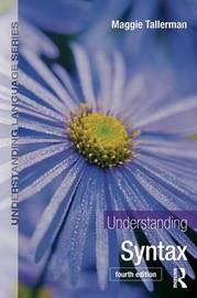 Understanding Syntax by Maggie Tallerman