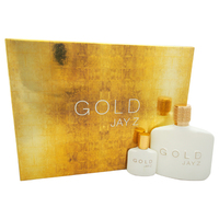 Jay Z Gold Gift Set (2pc)