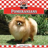 Pomeranians by Joanne Mattern