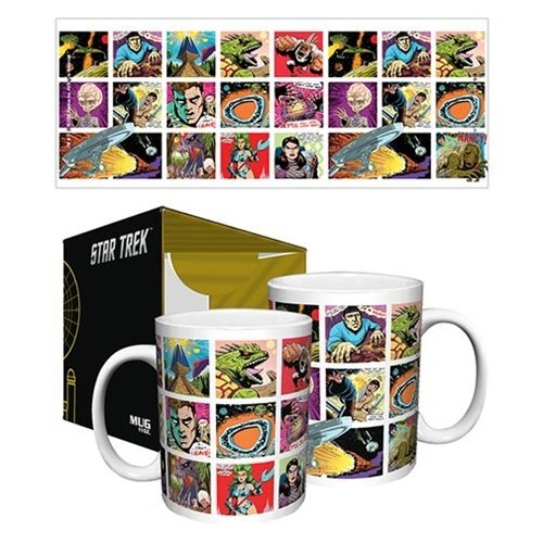 Star Trek Risk Is Our Business! Mug (325ml)