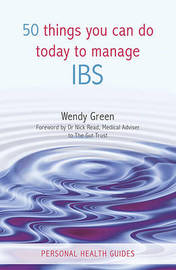 50 Things You Can Do to Manage IBS by Wendy Green image